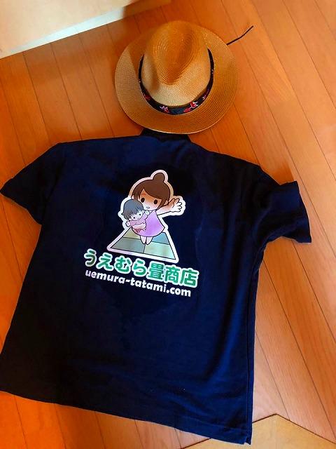 """""""だいとう夢の市""""2018・7・29 inサーティーホールにうえむら畳がミニ畳・イ草コースター・髪留めくるみボタンワークショップで出店。6"""