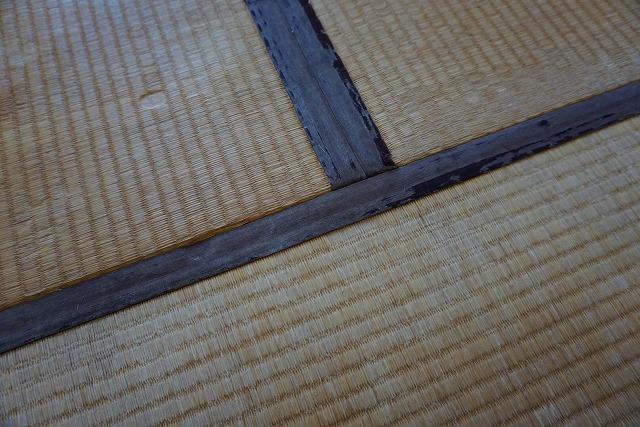 フローリングでは無いシニアシルバー世代の最適なフロア畳に模様替え(大阪府大東市6帖間)1