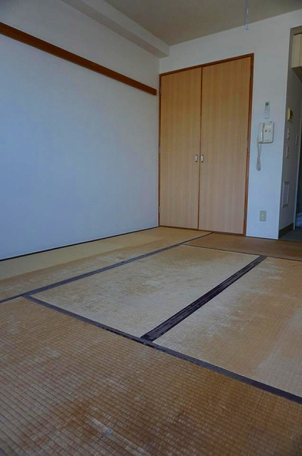 フローリングでは無いシニアシルバー世代の最適なフロア畳に模様替え(大阪府大東市6帖間)4