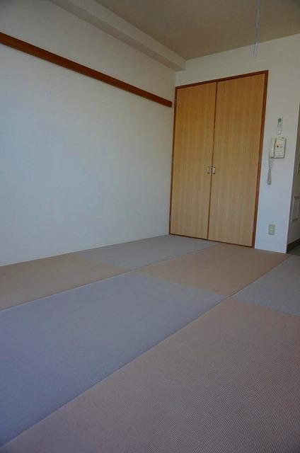 フローリングでは無いシニアシルバー世代の最適なフロア畳に模様替え(大阪府大東市6帖間)6