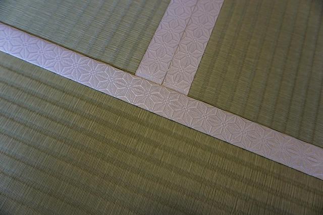 【ペット用和紙畳?】わんちゃんのオシッコでシミになった和紙畳から和紙畳へ?大阪府大東市イマドキの畳屋さん1