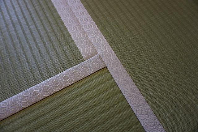 【ペット用和紙畳?】わんちゃんのオシッコでシミになった和紙畳から和紙畳へ?大阪府大東市イマドキの畳屋さん4