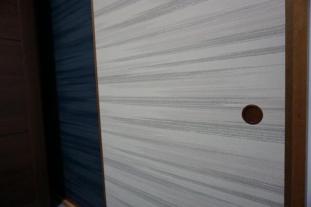 〜カラー琉球畳とカラー襖のコーディネイトでステキに模様替え〜大阪府大東市イマドキの畳屋さんうえむら畳5