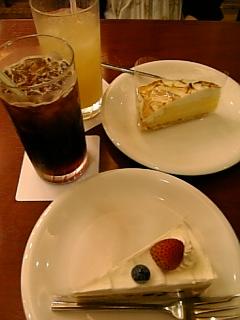 ケーキset