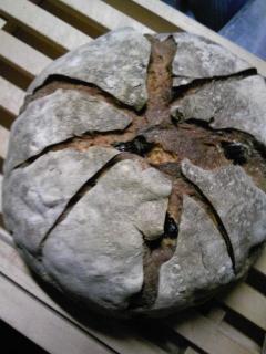 春の贈り物パン。