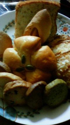 Berryさんのパン