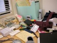 私の机 その2