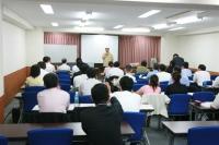 日新税理士事務所 開業記念セミナー の様子
