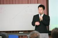 企業軍師桐元も少し感動経営についてお話させて頂きました。