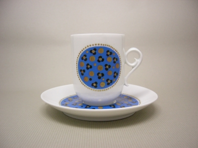 Arabia Pinpinella カップ&ソーサー