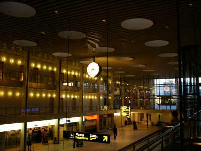 デンマークの空港