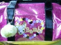 新調したバンビのバッグ☆