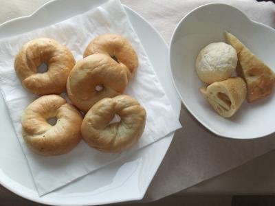 ,自家製パン