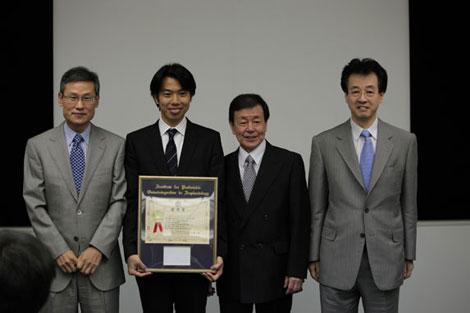 3位、関東支部:渡邉伸幸先生