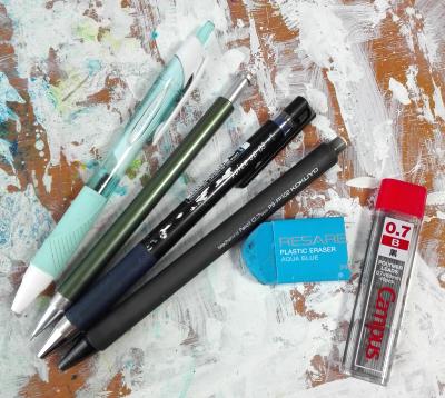愛用筆記具