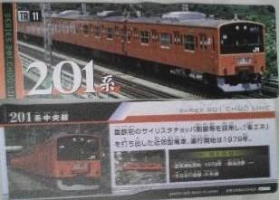 パノラマ鉄道・201系