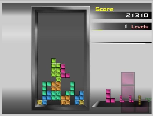 「壊リス」テトリスみたいだけど衝撃でブロックが壊れるゲーム