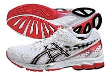 asics gel feather gs