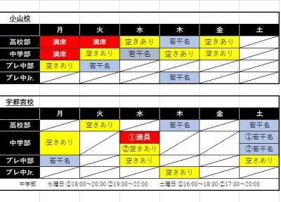 2017.11月_座席状況