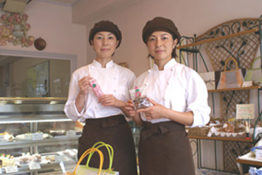 桐生市手作りケーキのランコントレ