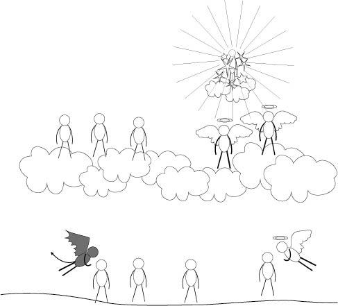 空の上の霊界
