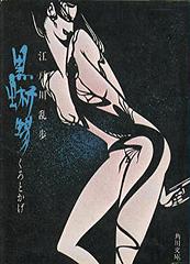黒蜥蜴小説