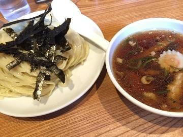 麺屋恋醤油つけ麺