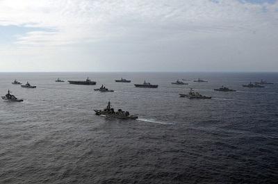 海上自衛隊艦隊