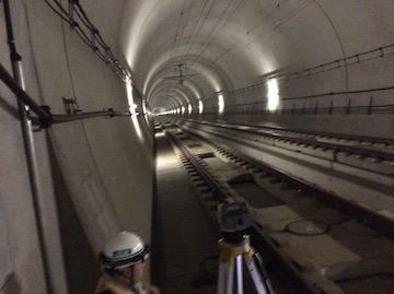 飯山トンネル