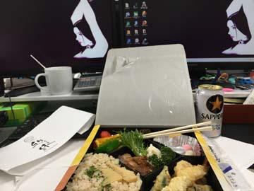 会社の弁当