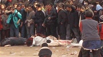 チベット弾圧