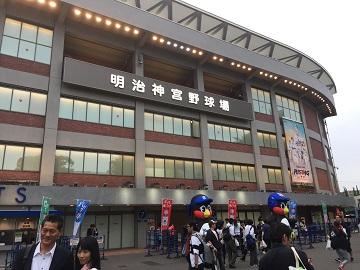神宮球場01