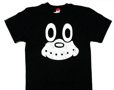 のらくろTシャツ