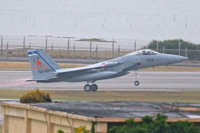 F-15J第9航空団