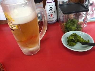 丸子家生ビール