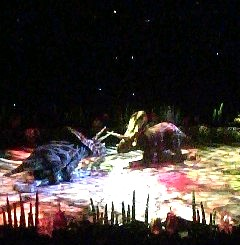 walking with dinosaurs 名古屋