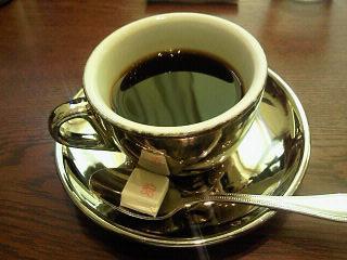 カンカルのコーヒー