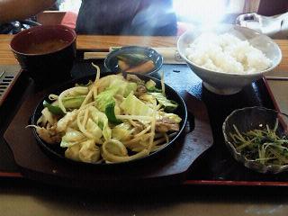 あんの野菜ため定食