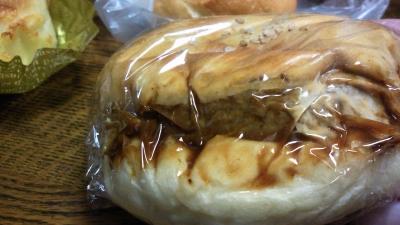 アヴァンセのハンバーガー