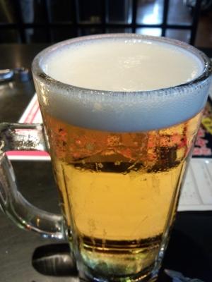 あみやき ビール