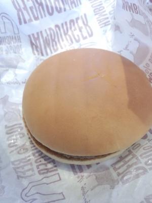 マック ハンバーガー