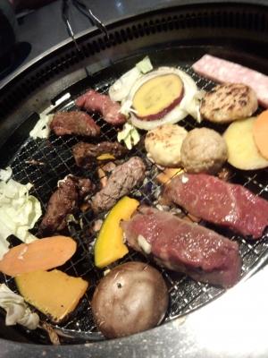 あみやきステーキ焼き焼き