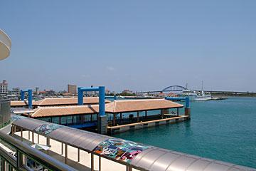 新しい離島桟橋