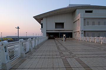 那覇空港展望台