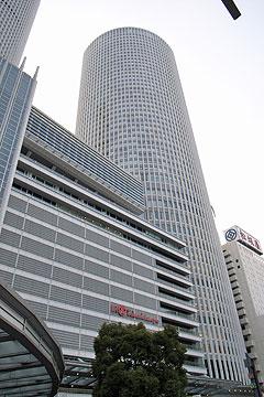 名古屋駅前