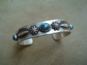 Set With Bisbee Bracelet By Edison Smith