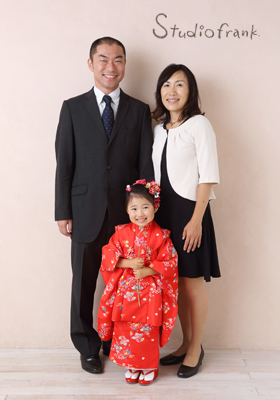 【東京】七五三 人気の写真館20選 七五三の家族 …