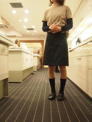 新橋スカート