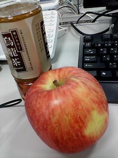 りんご2個目