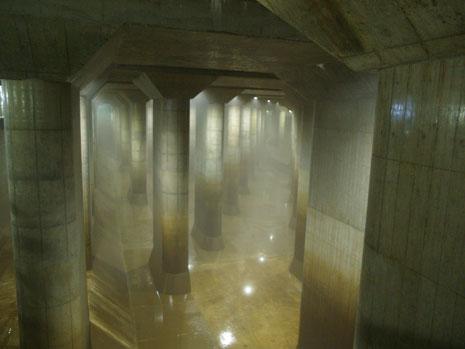 地底神殿は本当に存在したんだね